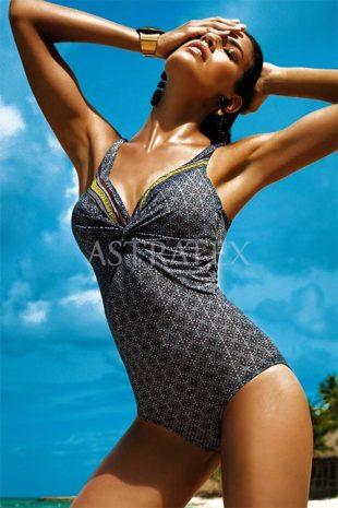 Jednoczęściowy kostium kąpielowy Etno Vacanze Diana