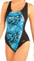 Jednoczęściowy kostium kąpielowy LITEX
