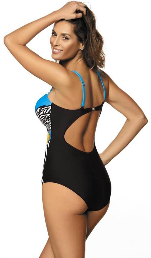 Damski jednoczęściowy kostium kąpielowy Monaco M-501 - Marko