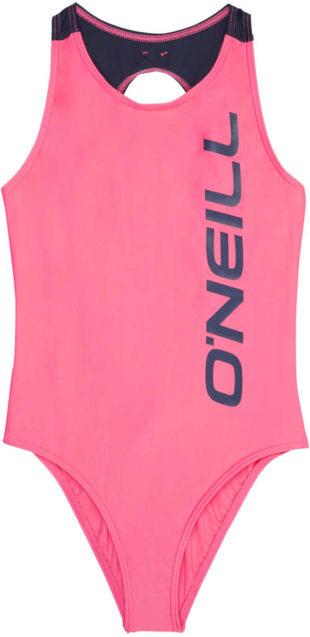 Jednoczęściowy dziewczęcy strój kąpielowy O'Neill wykonany z wysokiej jakości materiału