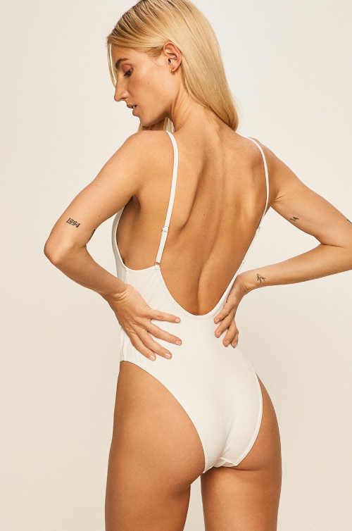 Wysokiej jakości biały seksowny strój kąpielowy